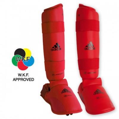 Защита голень-стопа ADIDAS WKF Shin and Removable Foot