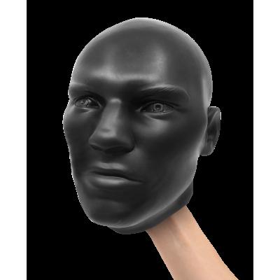 Тренажер голова с ручкой для отработки ударов