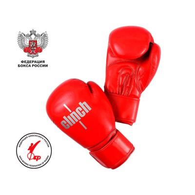 Перчатки боксерские CLINCH OLIMP PLUS 12 унций