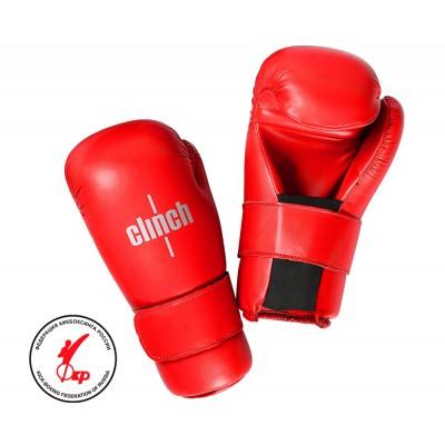 Защита кисти (перчатки ) полуконтакт Clinch Semi Contact Gloves Kick