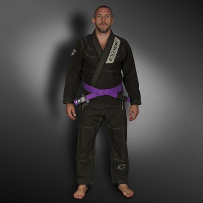 Кимоно для BJJ Fight EXPERT Ultra Light black