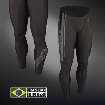 Компрессионные штаны Fight Expert Shadow