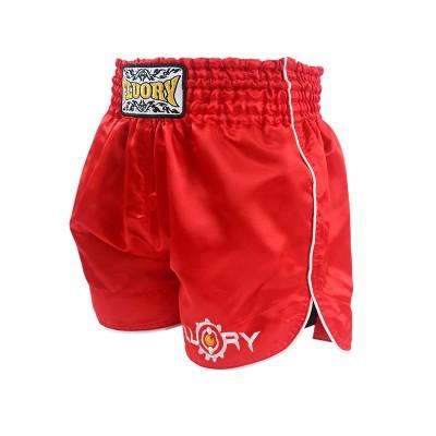 Шорты для тайского бокса FLUORY