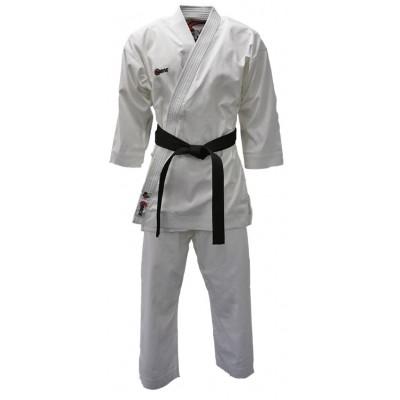 Униформа для каратэ (кимоно) SMAI SILVER KATA Gi 10унц, WKF без пояса