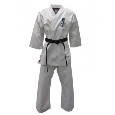 Униформа для каратэ (кимоно) KYOKUSHINKAI KARATE GI STUDENT с поясом