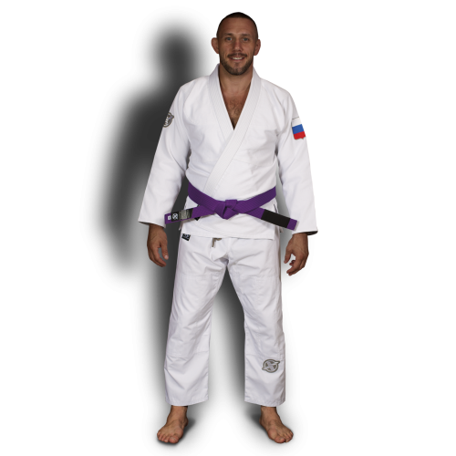 Кимоно для BJJ Fight EXPERT COMPET1T1ON white