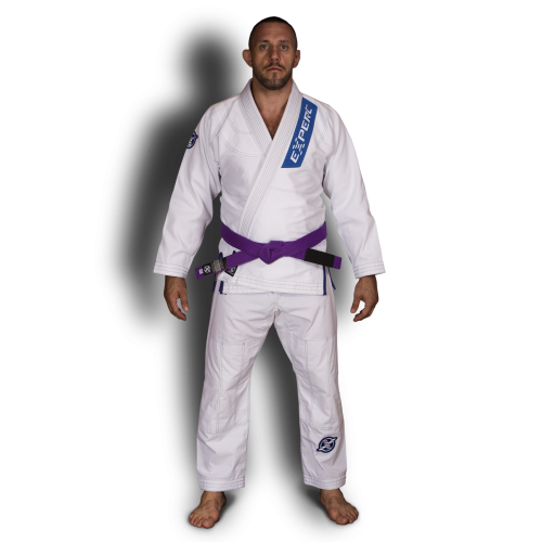 Кимоно для BJJ Fight EXPERT Ultra Light white