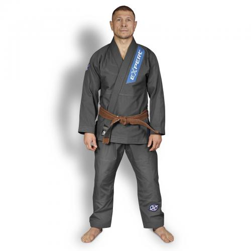 Кимоно для BJJ Fight EXPERT Ultra Light gray