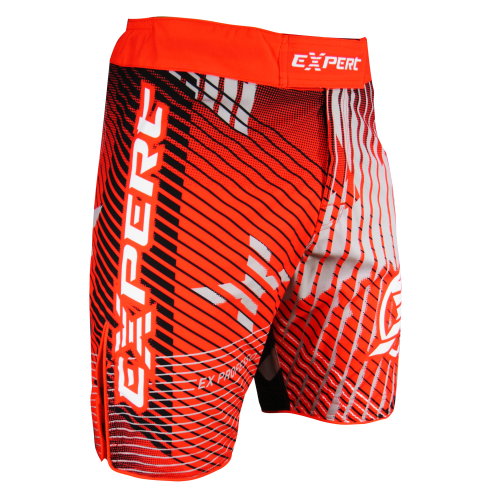 Шорты ММА Fight EXPERT Cross RED