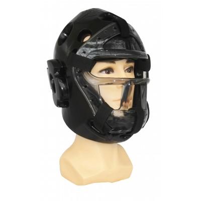 Шлем с маской и защитой подбородка EXPERT
