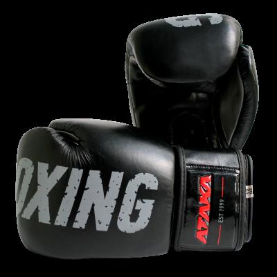Перчатки для бокса АТАКА BOXING 16 унций