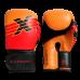 Перчатки для бокса FIGHT EXPERT MILITARY RED8унц
