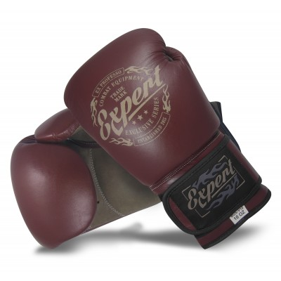 Перчатки для бокса FIGHT EXPERT 10 унц