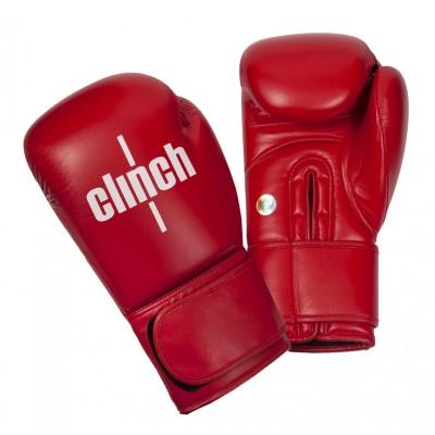 Перчатки для бокса CLINCH OLIMP 12 унций
