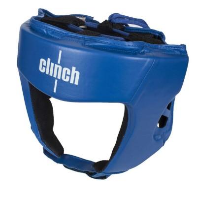 Шлем боксерский тренировочный CLINCH Olimp