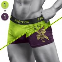 Шорты-боксеры Expert (2шт трусы тренировочные)