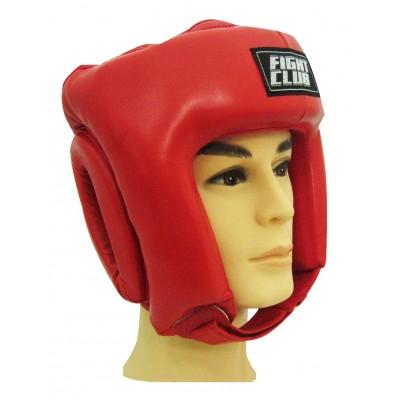 Шлем для бокса боевой FIGHT CLUB