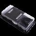 Защита рта (капа) FLAMMA-Inferno black с футляром